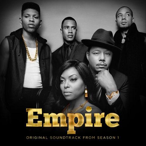 「Empire 成功の代償」シーズン1 サウンドトラック写真