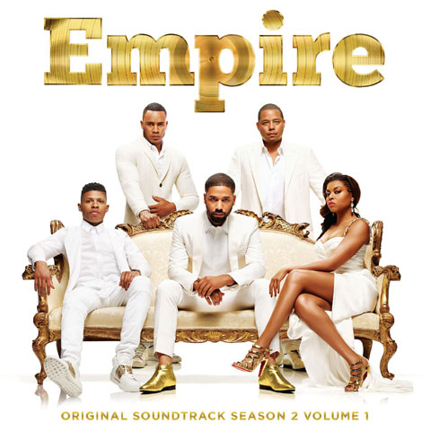 「Empire 成功の代償」シーズン2 サウンドトラック写真