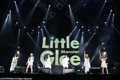 Little Glee Monster (C)POPSPRING All Rights Reserved.
