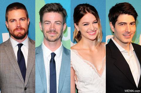 米CW、「アロー」「フラッシュ」「スーパーガール」「レジェンド・オブ・トゥモロー」4作品のクロスオーバー・エピソード製作へ