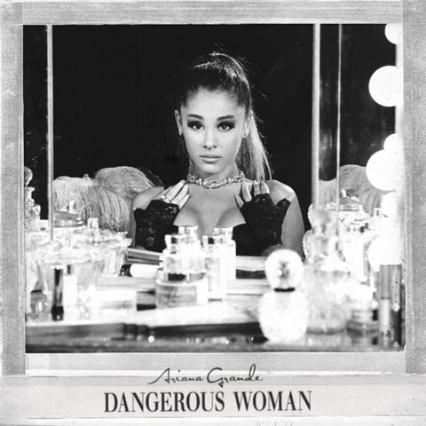 アリアナ・グランデのニュー・アルバム「デンジャラス・ウーマン」が全世界で大ヒット! オリコン第2位に初登場、テイラー以来の記録樹立