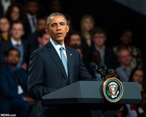 オバマ米大統領