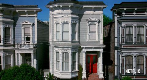 「フルハウス」の家