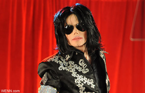 故マイケル・ジャクソン