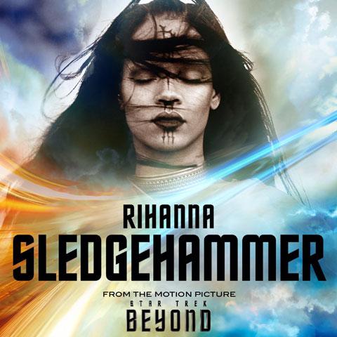 新曲「Sledgehammer」