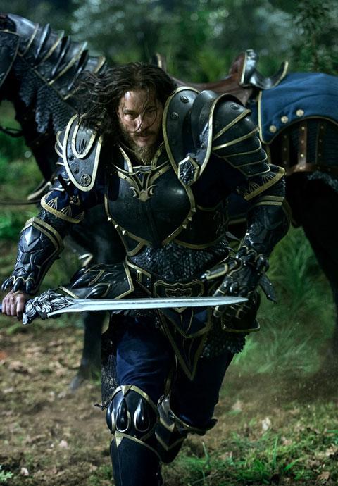 騎士アンドウィン・ローサー