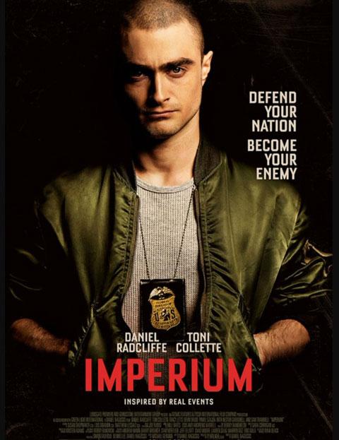 ダニエル・ラドクリフ最新主演作「Imperium」予告編が公開! 丸刈りのFBI潜入捜査官役を熱演[映像あり]