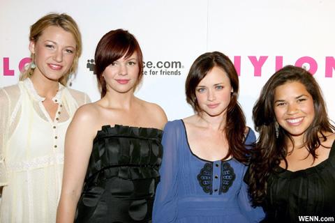 2007年の4人