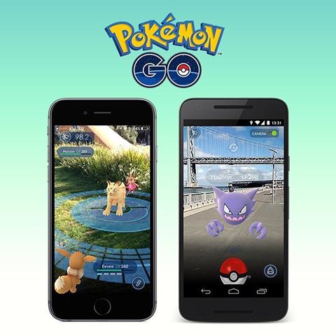 大ヒット中の「Pokemon GO(ポケモンGO)」