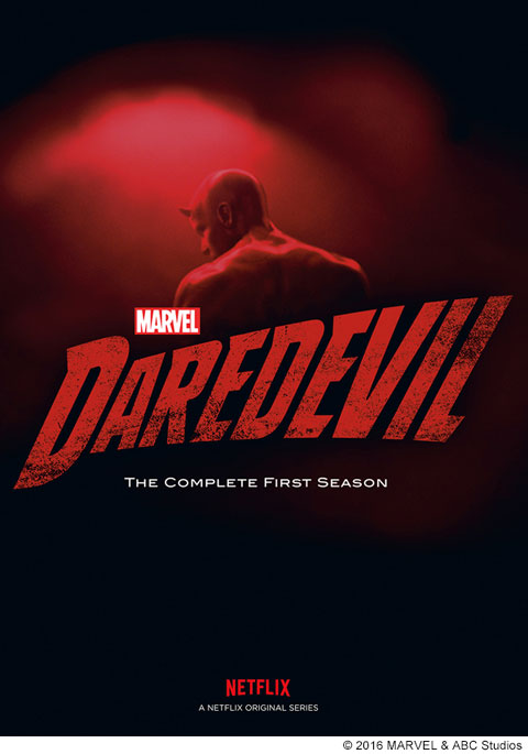 マーベルが放つリアル・アクションがついに登場! 「デアデビル シーズン1」11/2よりリリース開始