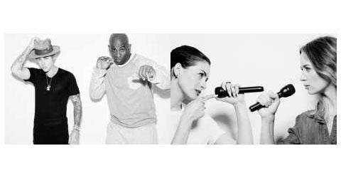 ジャスティン・ビーバー VS ディオン・サンダース / アン・ハサウェイ VS エミリー・ブラント