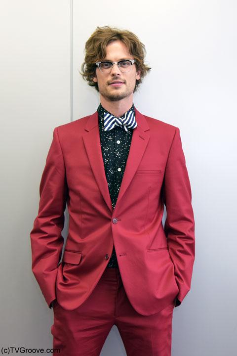 マシュー・グレイ・ギュブラー (c)TVGroove.com