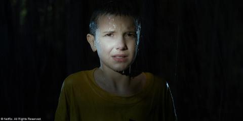 ミリー・ブラウン演じる謎の少女「11(イレブン)」