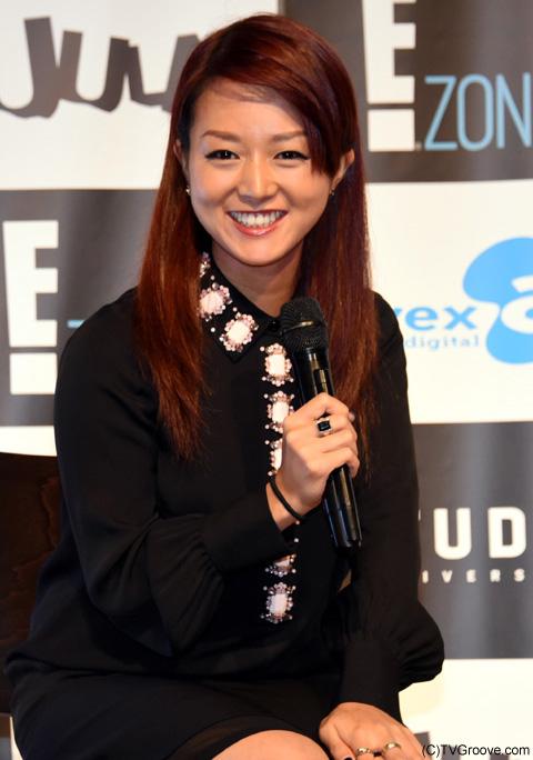 「E! ZONE \u0026 Studio Universal」発表会に「HEROES Reborn」の祐真キキ登場! あの大ヒット映画 のオーディションに落ちていたことを告白