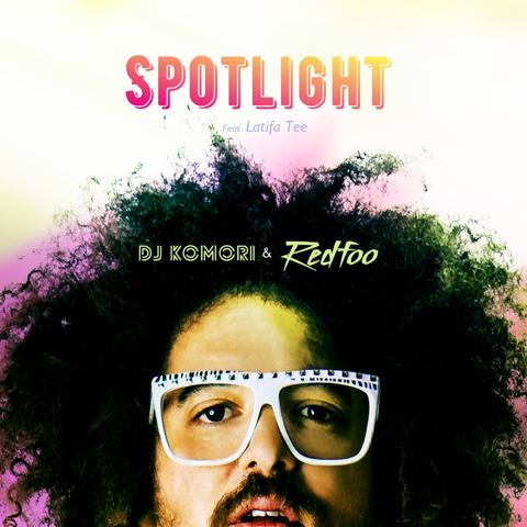DJ KOMORI&Redfooによる超爽快ダンス・ナンバー「Spotlight」が、本日9/23より配信開始