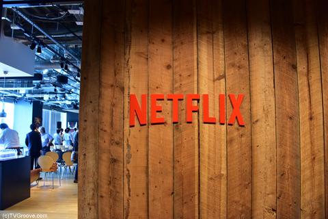 Netflix本社