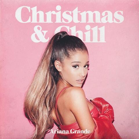 「クリスマス&チル」ジャケット写真