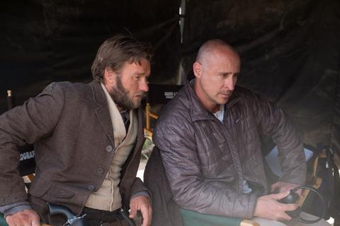 ジョエル・エドガートン(左)、ギャヴィン・オコナー