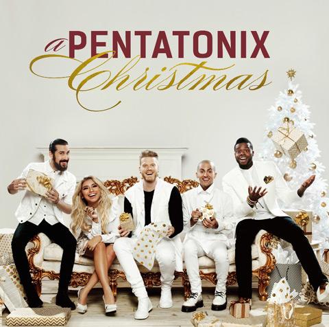 全米NO.1アカペラ・グループ「ペンタトニックス」のクリスマス・アルバム第2弾解禁! 国内盤は11/23発売決定