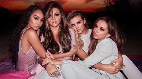 英NO.1ガールズ・グループ「リトル・ミックス」が、最新シングルでキャリア史上4度目のUKシングル・チャート1位を獲得