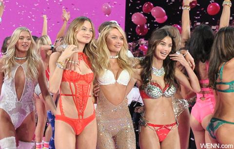 人気下着ブランド「ヴィクトリアズ・シークレット」のファッションショー、今年は初めてフランス・パリで開催決定