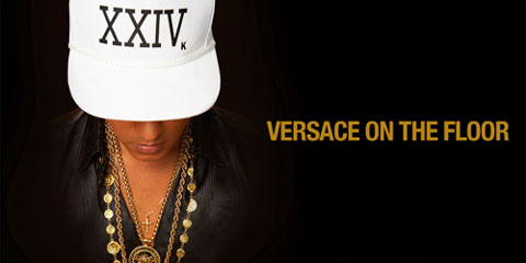 新曲「Versace on the Floor」