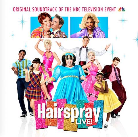 「Hairspray Live!」サントラ