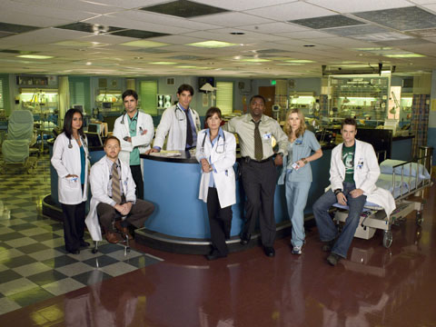 大ヒット医療ドラマ「ERⅩⅢ 緊急救命室」がWOWOWにて2017年1月22日より放送開始