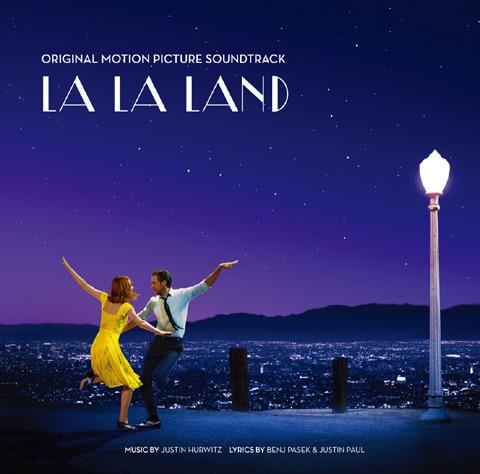 ゴールデン・グローブ賞最多7部門ノミネート! 話題のミュージカル映画「ラ・ラ・ランド」のサウンドトラック発売決定