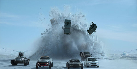「ワイルド・スピード ICE BREAK」より