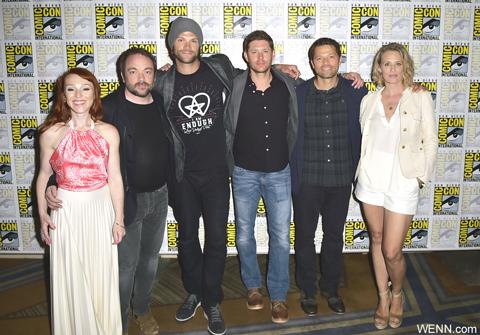 米CW、「スーパーナチュラル」「フラッシュ」「スーパーガール」など計7作品の放送継続を決定