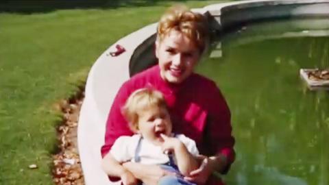 キャリー・フィッシャーと母デビー・レイノルズ