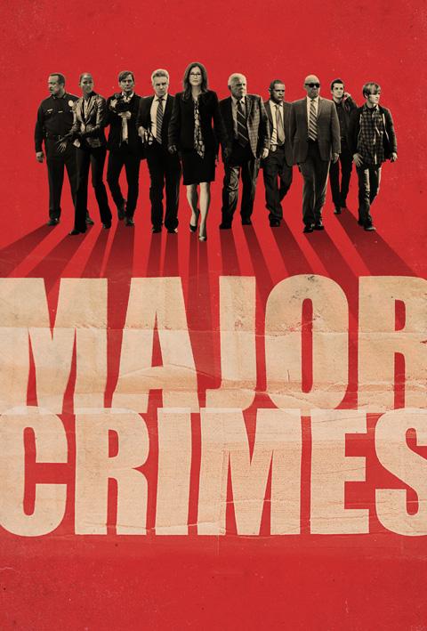 TVシリーズ「Major Crimes ~重大犯罪課 シーズン5」