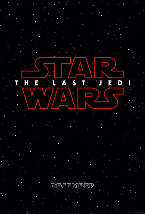 「STAR WARS: THE LAST JEDI(原題)」