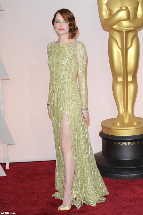 第87回では助演女優賞にノミネートされていたエマ・ストーン 今回は受賞なるか?