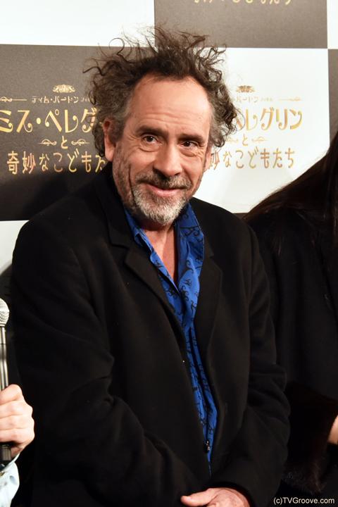 ティム・バートン監督