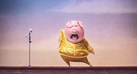 映画「SING/シング」ポヨつきMAX悶絶級の愛くるしさに世界がメロメロの特別映像到着! 日本語吹替は、トレンディエンジェル斎藤さんだぞ[動画あり]
