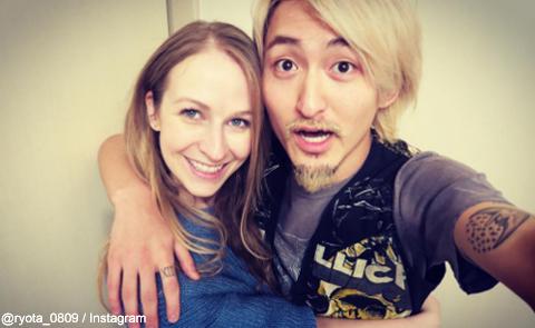 「ONE OK ROCK」Ryotaと、ミシェルさん
