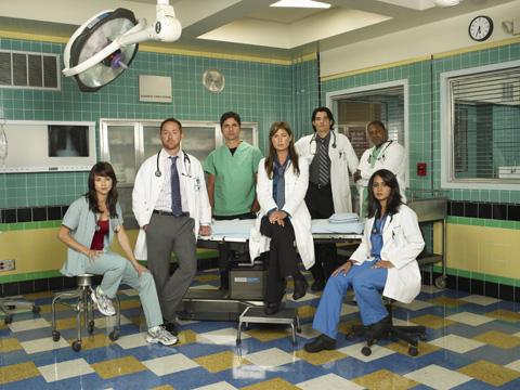 大人気医療ドラマシリーズ「ERⅩⅣ 緊急救命室」がWOWOWにて4月23日よりスタート