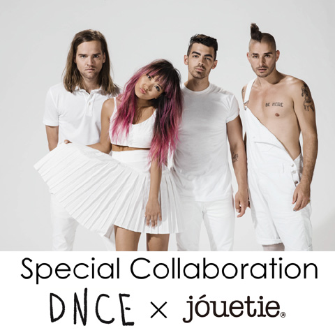「DNCE」×jouetie