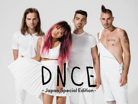 DNCE -Japan Special Edition-
