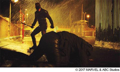 「マーベル/デアデビル シーズン2」盲目のクライムファイターが己の極限に挑む! リアル・アクション第2弾が6/2ブルーレイ・DVDリリース決定