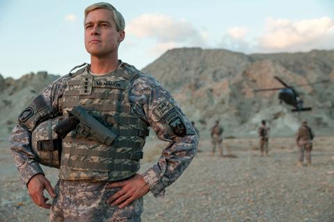 Netflixオリジナル映画「ウォー・マシーン:戦争は話術だ!」は、5月26日全世界同時配信