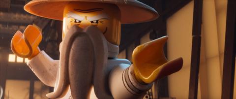「レゴ®バットマン ザ・ムービー」9/30公開決定! ジャッキー・チェン演じるウー先生の場面写真が解禁