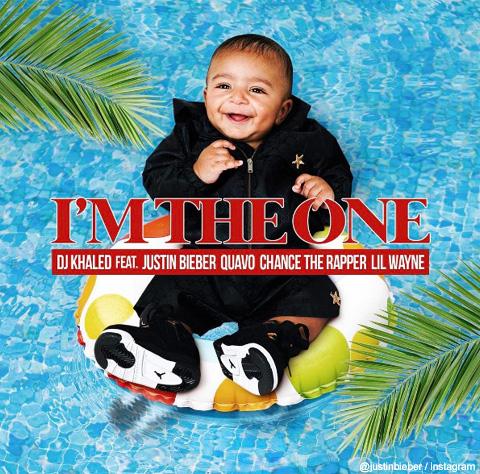 新曲「I'm The One」ジャケット
