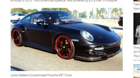 「ポルシェ(Porsche 997 Turbo)」