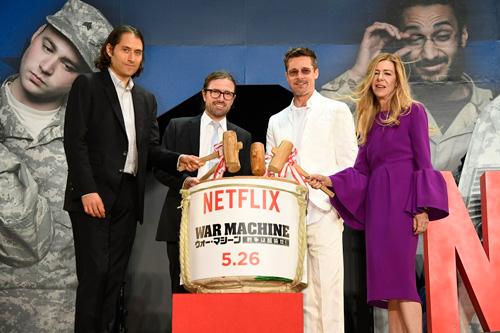 Netflixオリジナル映画『ウォー・マシーン:戦争は話術だ!』 5月26日全世界同時配信