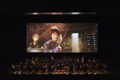 「ハリー・ポッターと秘密の部屋™」シネマ・コンサート