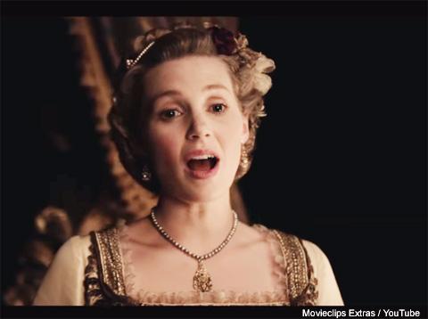 王子の母役、ハリエット・ジョーンズ