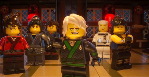 映画「レゴ®ニンジャゴー ザ・ムービー」